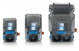 Преобразователи частоты VACON 20 X и VACON 100 Х: легко разместить на двигателе