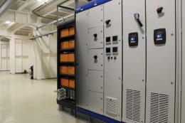 VEDAUPS – решение для бесперебойного питания частотно-регулируемого электродвигателя